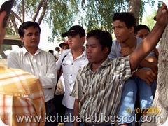 भेला मा - छलफल गर्दै - कोहबरा एकता समाजका युवाहरु