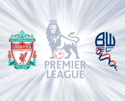 Liverpool vs Bolton Wanderers