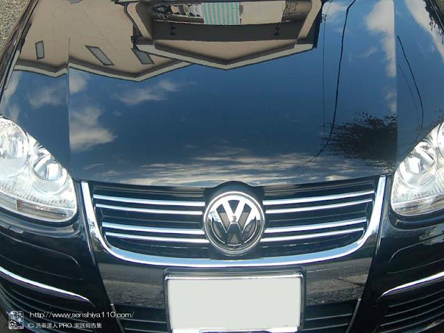 VW ジェッタ 08y 実践一ヶ月目