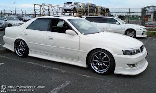 トヨタ チェイサー XD9 97y