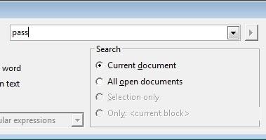 Code samples: Crack Microsoft Word password