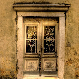 Old Door by Siniša Biljan - Buildings & Architecture Other Exteriors