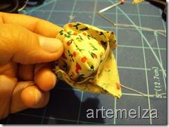 artemelza - fuxico losango