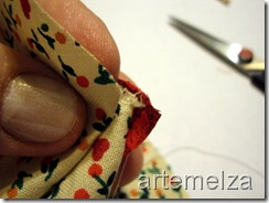 artemelza - sache em forma de tulipa