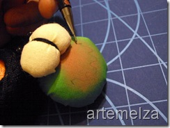 artemelza - sapo de fuxico