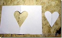 cortando o coração
