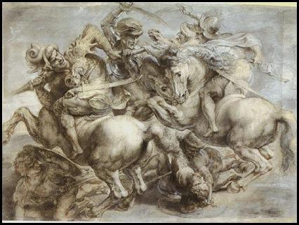 leonardo-da-vinci-the-battle-of-anghiari