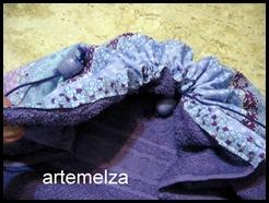 artemelza - bolsa toalha