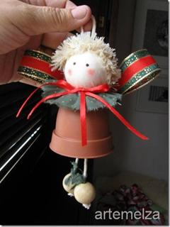 artemelza - anjo natal