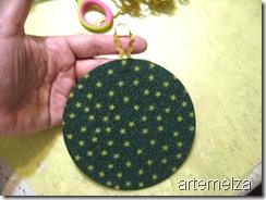 artemelza - enfeite de natal CD