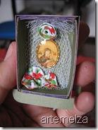 artemelza - oratório numa caixa de fósforos