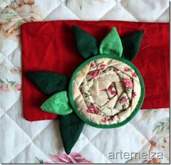 artemelza - rosa japonesa de patchwork