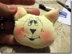 artemelza - gatinho porta treco