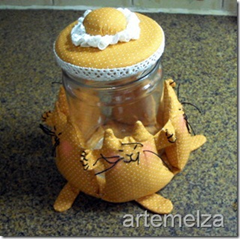 artemelza - enfeite para vidros