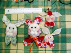 artemelza - coelho de pascoa