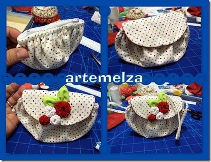 artemelza - fuxico bolsa circular -1