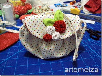artemelza - bolsa circular -80