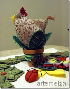 artemelza - galinha country