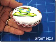 artemelza - pote de vidro