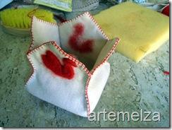 artemelza - cestinha de feltro-36