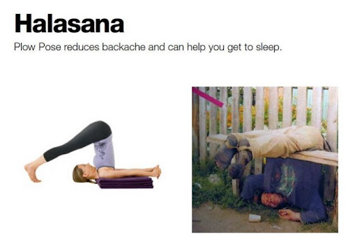 exercicios de yoga