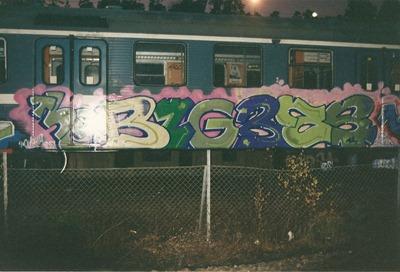 TheBigBas - Stockholm 1993