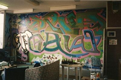 Chris, Raw, Ark - 1996