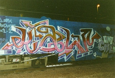 The Raw and Arka - X2000 wholecar 1996 (2)