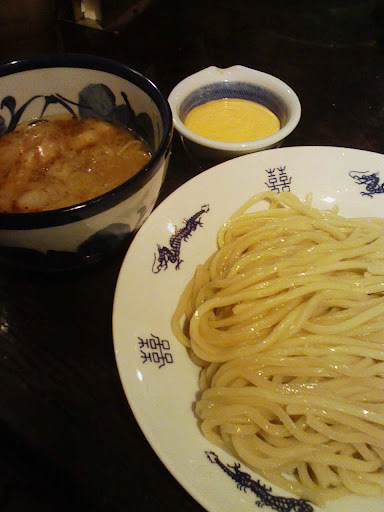 三ツ矢堂製麺,ハセガワアツシのエゾノギシギシ用