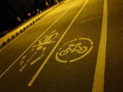 bikeway4標線自行車道