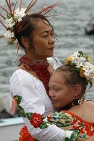 La mère et sa fille
