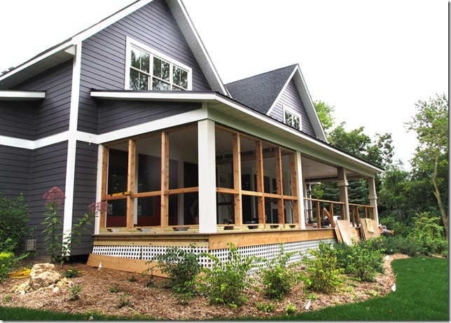 L Shaped House With Porch The Quot L Quot Shaped House