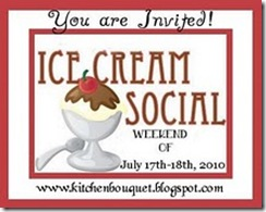 Ice Cream Social Logo2010