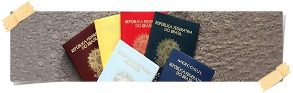 Post - Intercambio Passaporte