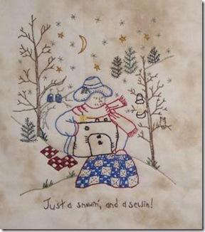 Loose Threads Judy