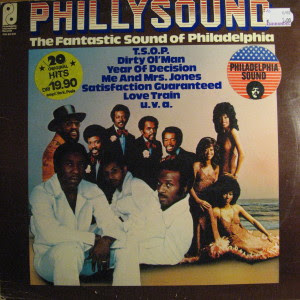 Various Artists - Philly Sound - The Fantastic Sound Of Philadelphia