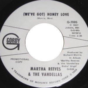 Martha Reeves & The Vandellas - (We've Got) Honey Love (Stereo/Mono)