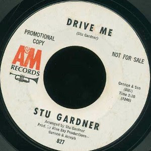 Stu Gardner - Drive Me / How Do You Feel