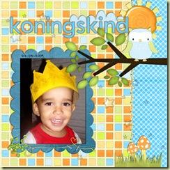 koningskind