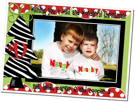 Deal Christmas Card