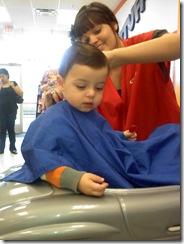 1st haircut 6