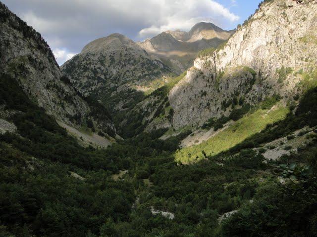 valle de aguas limpias