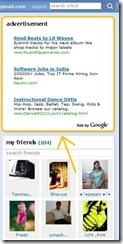 orkut ads