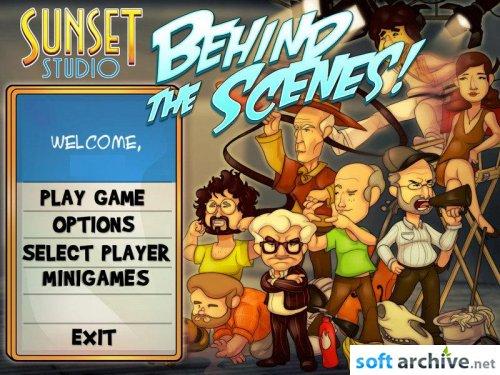 unset Studio - Behind the Scenes! Release: 2010