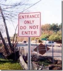 EntranceNot