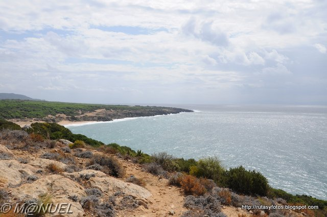 Faro Camarinal - Playa del Cañuelo