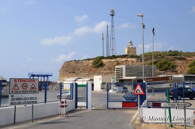 Faro Cabo Roche