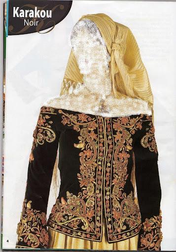 صور موديلات أزياء الكراكو من مجلة سميرة رقم 19 - موديلات فساتين كراكو جزائري بتصميم جديد  موديلات أزياء الكراكو مجلة سميرة
