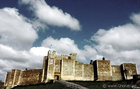 قلعة دوفر - Dover Castle, انجلترا