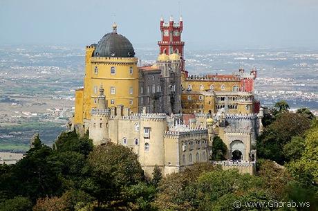 قلعة بلاسيو دا بينا - Palacio da Pena, البرتغال
